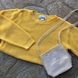 Vintage Chunky Knit Fisherman Sweater